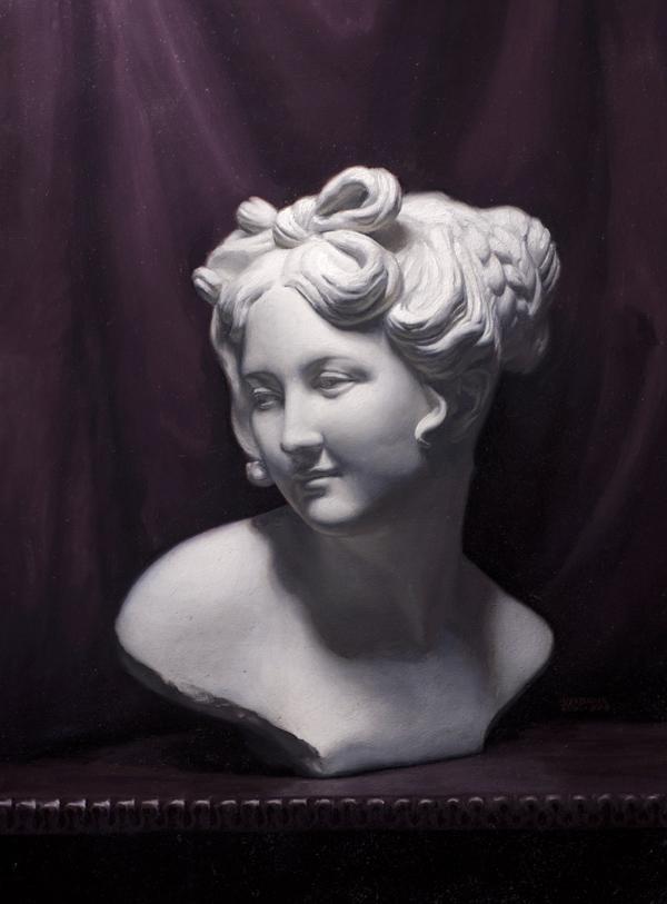 """Venus Cast"" Oil painting 50x70cm"